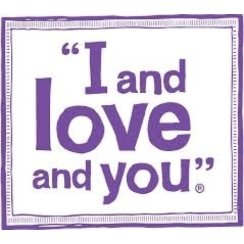 """""""I and love and you"""" logo"""