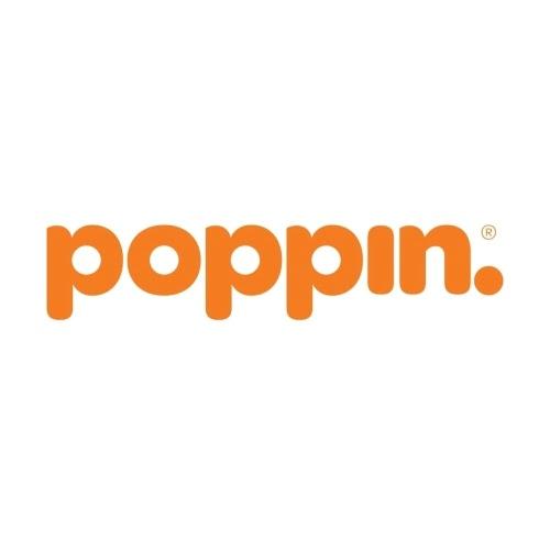 Poppin® logo