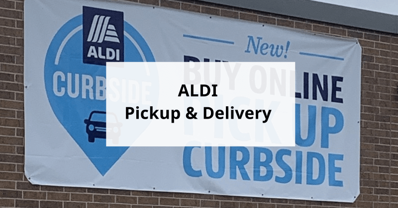 aldi pickup and delivery image