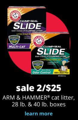 ARM & HAMMER Cat Litter