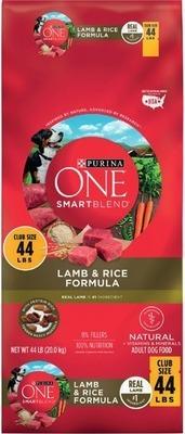 Any Purina® ONE®, Beneful® and/or IAMS™ Dry Dog Food