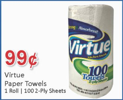 Virtue Paper Towels