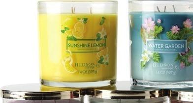 Hudson 43™ 14oz 3-Wick Scented Jar Candles*