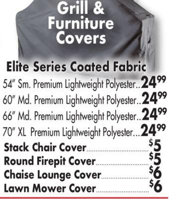 Elite Series Coated Fabric