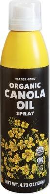 Organic Canola Oil Spray