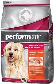 Performatrin Ultra® Stream or Meadow Performatrin®Sensitive Skin & Stomach Dog Foods