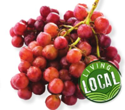 Holiday Red Seedless Grapes