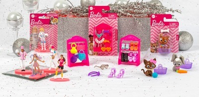 Barbie® Purses, Accessories or Shoes