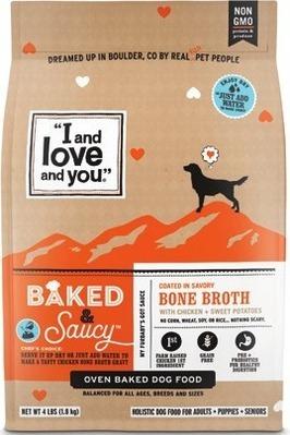 """I and love and you"" Dog Food"