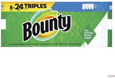 Bounty Select-A-Size Paper Towels - 8TR