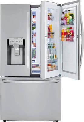 LG 30 Cu. Ft. Smart French Door Refrigerator