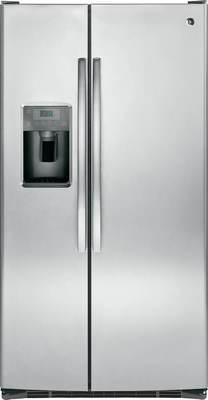 GE 25 Cu. Ft. Side-by-Side Refrigerator