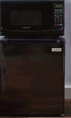 Igloo 1.6 Cu. Ft. Refrigerator and Freezer*