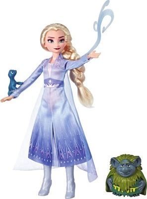 Disney Frozen II Storytelling Doll with Accessories