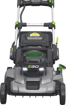 56V Power + Self-Propelled Lawn Mower