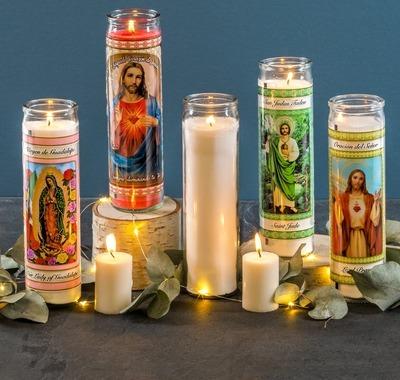 ALL PRAYER CANDLES