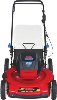 Toro® Flex-Force 60-Volt Smartstow® Self-Propelled Lawn Mower