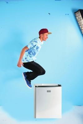Equity Brands Refrigerator- Freezer