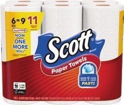 Scott or Kleenex
