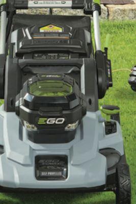 EGO POWER+ 56 Volt Self-Propelled Lawn Mower