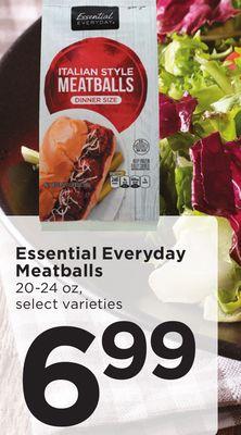 Essential Everyday Meatballs