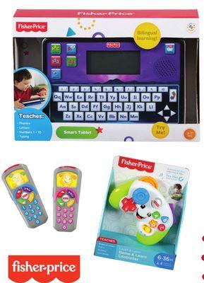 Fisher-Price Core Preschool Toys