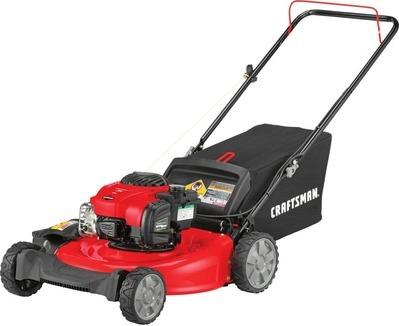 140cc 21-in Cut Push Gas Lawn Mower