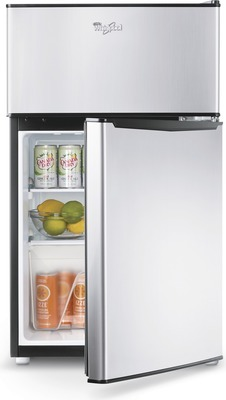 Whirlpool 3.1-Cubic-ft. Mini Refrigerator with Freezer Door