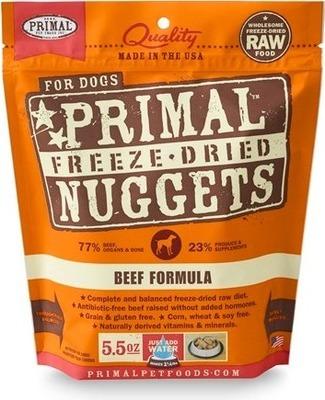 Primal™ Freeze-Dried Nuggets Dog Food