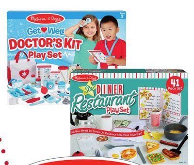 Melissa & Doug Preschool Toys