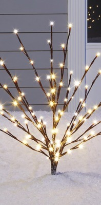 "Platinum LED 32"" Light Burst"