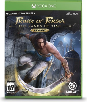 Prince of Persia: Xbox One/Series X