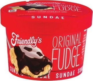 Friendly's Sundae Cups image