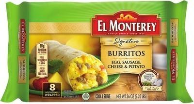 El Monterey Breakfast Burritos image