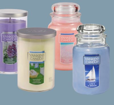 Yankee Candle Candles