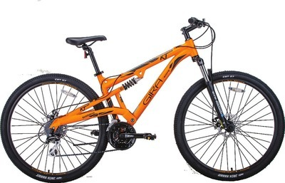 "Adults' Ozone 500 29"" KT 29 Bike"