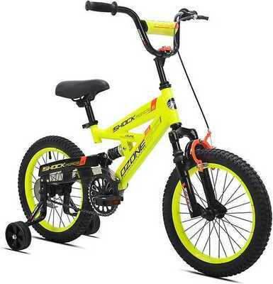 "Kids' Ozone 500 16"" Shock Force Bike"