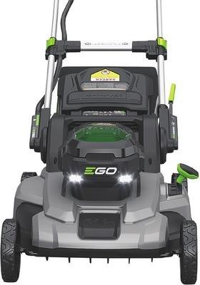 "21"" 56 Volt Power + Self-Propelled Lawn Mower"