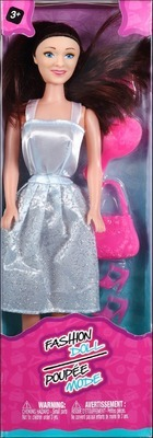 "11.5"" Fashion Dolls with Accessories"
