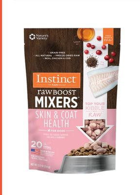 Instant® Raw Boost Mixers® Dog Food Toppers