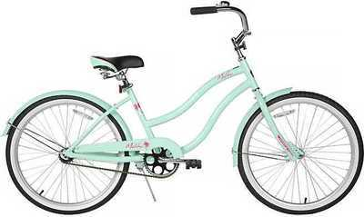 "Adults' Ozone 500 24"" Malibu Cruiser Bike 29"