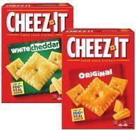 Sunshine Cheez-It Crackers image