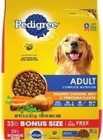 Pedigree Adult Nutrition Dry Dog Food