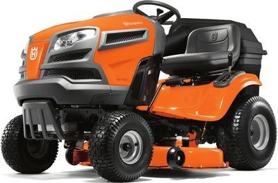 YTH18542 18.5-HPv 42-in Cut Foot-Pedal Hydrostatic Riding Lawn Mower