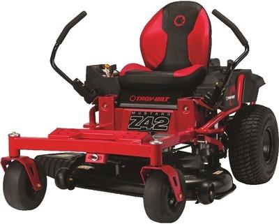 "Troy-Bilt® 42"" ZTR Riding Lawn Mower†"