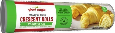 Giant Eagle Crescent Rolls or Buttermilk Biscuits