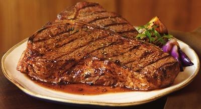 T-Bone Steaks Value Pack USDA Select Beef or Fresh Whole Atlantic Salmon Fillets