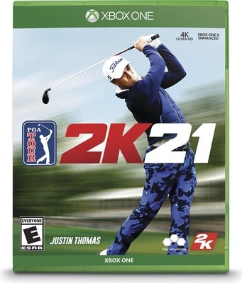 PGA Tour 2K21: Xbox One, PS4