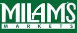 Milam's Market IGA logo