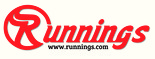Runnings logo